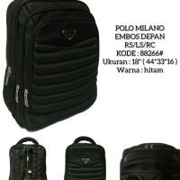 Tas sekolah ransel backpack polo milano 88266 terbaru murah