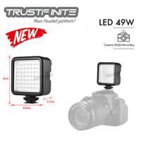 Lighting Video Light DSLR Smartphone Gimbal 49W LED