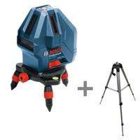 Bosch Line Laser Level GLL 5-50 X + BT 150 Kit / 5-50X