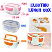 Lunch Box Electric Penghangat Makanan elektrik kotak makanan pemanas