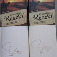 Buku 7 KEAJAIBAN REZEKI Asli Tanda Tangan Ippho Santosa Bonus CD