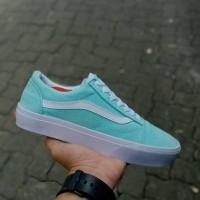 Fashion Wanita / Sepatu Sneaker / Vans Old School Women / Tosca