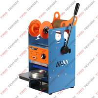 Mesin Cup Sealer/Press Minuman Gelas Plastik Eton ET-D8