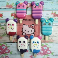 Squishy Murah Mini Pop Ice Kawai Panda