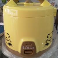 Rice Cooker 1.8 Liter 3 in 1 Bolde Super Cook