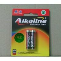 Batu Baterai Alkaline AAA /A3