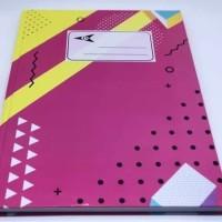 Buku Folio / F4 Hard Cover Isi 100 Lembar