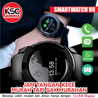 Smart Watch V8 Support Sim Card-Memory-Whats Up