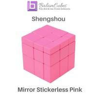 Rubik Mirror - Shengshou Mirror Cube - Shengshou Mirror 3x3 - Shengsho