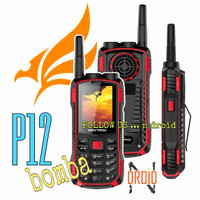 MAXTRON P12 bomba hp antena, hp outdoor, powerbank, bluetooth speaker