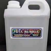 Full Bubble 1 Liter Cairan Mainan Gelembung Balon Sabun