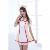L-1324 - Lingerie Charming Asian Nurse Costume