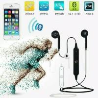 Headseat Earphone Bluetooth 4.1 Sport Wireless