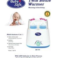 warmer twin baby safe