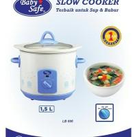 slowcooker baby safe 1,5lt
