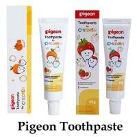 pigeon toothpaste odol 45g strawberry / orange