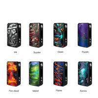 Authentic Voopoo DRAG 2 Box Mod Only 177W Vape Vapor Vaporizer