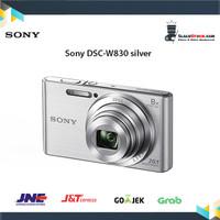 SONY CYBERSHOT DSC - W830 - Kamera Pocket Sony W830 - Warna Silver