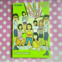 Novel Grasindo Cyntia Surentu KFC Kos Full Colour Mulus Kolpri Remaja