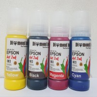 TINTA ART PAPER 003 EPSON L3110 L3150 L1110 L5190 DIAMOND INK