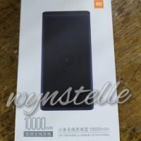 POWERBANK XIAOMI Wireless Charger 10000mAh TYPE C Fast Charging ORI