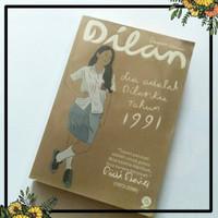 Novel : Dilan 1991