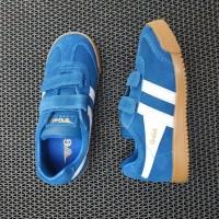 Sepatu anak kasual GOLA ORIGINAL bahan kulit suede keren