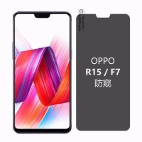 ANTI SPY OPPO F7 TEMPERED GLASS PRIVACY SCREEN PROTECTION