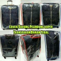 cover/sarung koper 24inch/20inch good quality