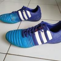 Sepatu futsal adidas nitrocharge Size 43 1l3 Original