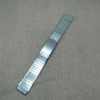 Vintage bracelet jam tangan antik logo S 16mm bisa untuk seiko sandoz