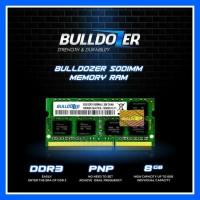 RAM BULLDOZER SODIMM DDR3 8GB PC12800