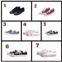 [FULL INSOLE JAHIT MESIN] Sepatu Converse Grade Original PREMIUM +GRAT