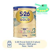 S26 Procal Gold Tahap 3 Susu Formula [1600 g]