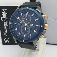 jam tangan pria Alexandre christie original AC 6520 MC