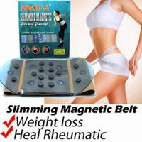 Slimming Magnetic Belt and Massage Nikita Korset Pelangsing Magnet