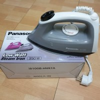 Setrika uap Panasonic NIV 100 NIV100 Low Watt Steam iron