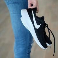 Sepatu Nike Tanjun ORIGINAL Black Olahraga gym casual Sneakers