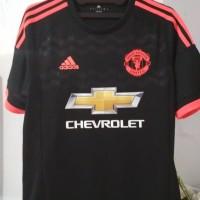 jersey Manchester United MU away size S musim 2015