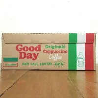 Good Day Originale Cappuccino Coffee Botol Pet - 250 ml