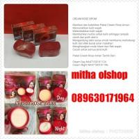 Paket cream rose day & night bpom plus sabun