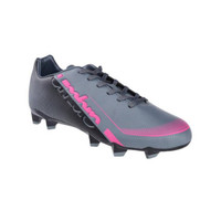 Umbro Veloce II HG Sepatu Sepak Bola - Grey Black [81252U-EPT] 45