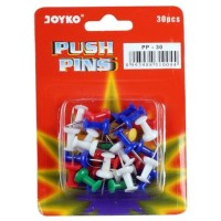 Push Pin Joyko Isi 30 pcs