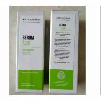 KITODERM SERUM ACNE ( BOX ) | SERUM KULIT WAJAH BERJERAWAT BPOM
