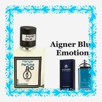 Parfum Aigner Blue Emoticon Original ( Perawatan Tubuh )