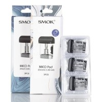 Cartridge Replacement Coil Smok Mico 1.0 Pod System Harga Per Pcs