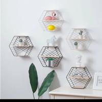 1pcs rak majalah rak display minimalis rak custome floathing shelf