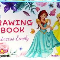 Buku Gambar A4 Kiky
