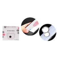 Touch ID / Home Button Sticker / Stiker Fingerprint iPad/iPhone 02