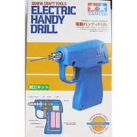 Tamiya Electric Handy Drill / Bor Tangan Baterai